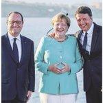 Ecco lEuropa: i popoli sono alla fame e questi tre se la ridono alla faccia loro. #Ventotene https://t.co/Ef18FiGWAz