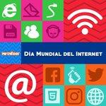 #InternautDay ¡Feliz 25 aniversario al acceso público del internet! 🌐💻🖱📱 https://t.co/l2thAJU96Y