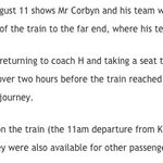Virgin Trains issues a *lengthy* statement calling Jeremy Corbyn a liar. This is bizarre. https://t.co/mfoAe0SSXP https://t.co/dxjRBSMh3X