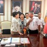 #AkParti #Adana İl Başkanlığımızda teşkilat üyelerimiz ve hemşerilerimizle bir araya geldik. https://t.co/5rSnDTEvr1