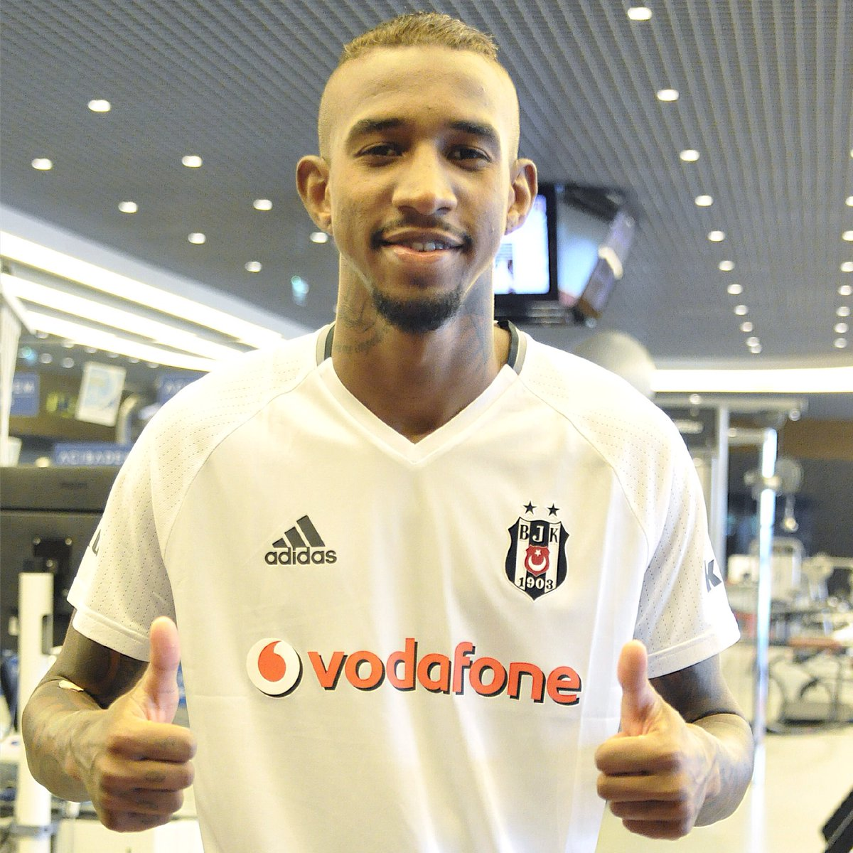 Anderson talisca has joined besiktas on loan from benfica, with an ...