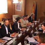 Nueva mesa de contenidos con el objetivo de lograr un acuerdo de #investidura. Si no hay reformas, no habrá gobierno https://t.co/WfzNbO6iFJ