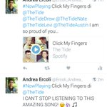 @TheTide #WeAreTiders I have followed you since the first day! 😉 do I deserve a t-shirt? 😝 https://t.co/YKMHDaJXBi