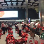 #LOL Which RED bag? BA2016 arrives! Welcome @TeamGB! All of you did #GBR proud at #Rio2016 #Olympics! #GreattobeBAck https://t.co/zAtl2OJ8CA