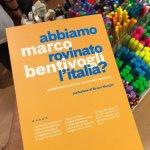"""#LibriDaMedaglia da non perdere #BENTIVOGLI """"abbiamo rovinato lItalia?Perché non si può far a meno del #Sindacato"""" https://t.co/rnoDbWQH6T"""