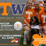 @Vol_Soccer is back in action this Thursday. Dont forget to bring your appetite for $1 hot dog night! https://t.co/yWDByklbsC