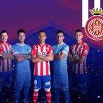 Les noves equipacions del @GironaFC per la temporada 2016/17. Ja a la venda a la tenda del club i a Wala. https://t.co/rRUrfoaFiY