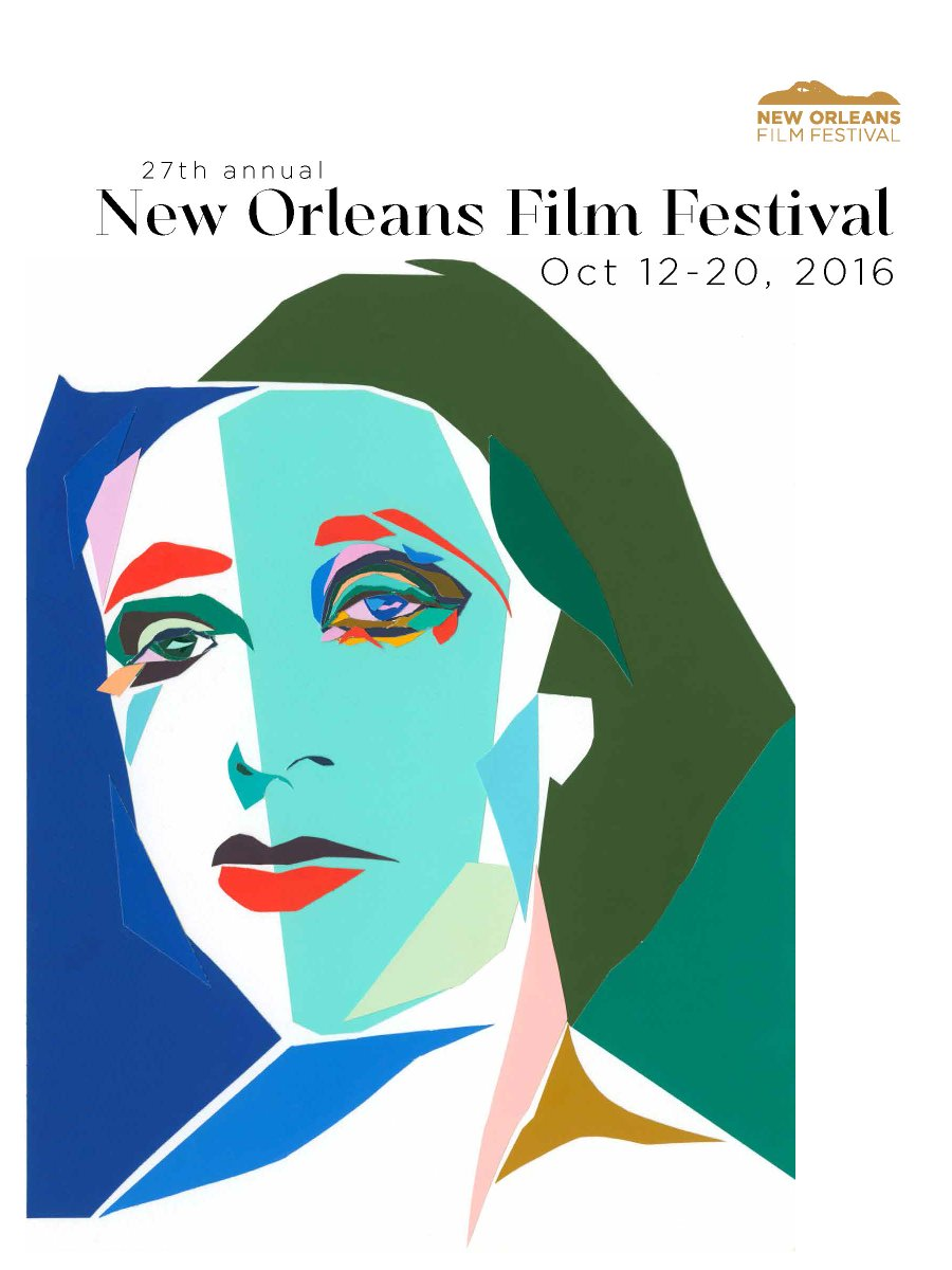 New Orleans Film Festival announces artwork + first wave of film selections: https://t.co/FFPkd0gH9o #NOFF2016 https://t.co/ktDnFbUF4t