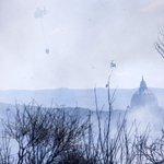 #fotodelgiorno Roma, incendi a Monte Mario https://t.co/5dsbz40i7L https://t.co/r7NgnduUVh