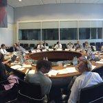 .@IPBES Dr Larigauderie briefs #biodiversity liaison grp MEAs on assessments @BonnConvention @CITES @UNEP @CBDNews https://t.co/l2zVDiQy5d