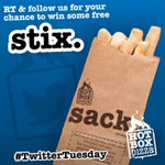 Guess what day it is? #TwitterTuesday! RT & follow for your chance at free stix! More RTs = more winners. 🏆 https://t.co/xywij3tRWU