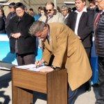 """Arcioni: """"Este Gobierno vino a unirnos y p/hacer del esfuerzo compartido su emblema"""" #Chubut https://t.co/TiXGdmygdz https://t.co/Bo6W3qDJBM"""