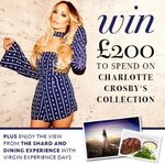 #WIN £200 to spend on @Charlottegshores new range + luxury dining experience with @VirginExp 💙 RT + Follow ✌️ https://t.co/iYNKMES04r