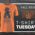 T-Shirt Tuesday! RT for a chance to win this @nike #okstate Fan Shirt. https://t.co/oKSwu2RPCv #GoPokes https://t.co/viaTy4EDFb