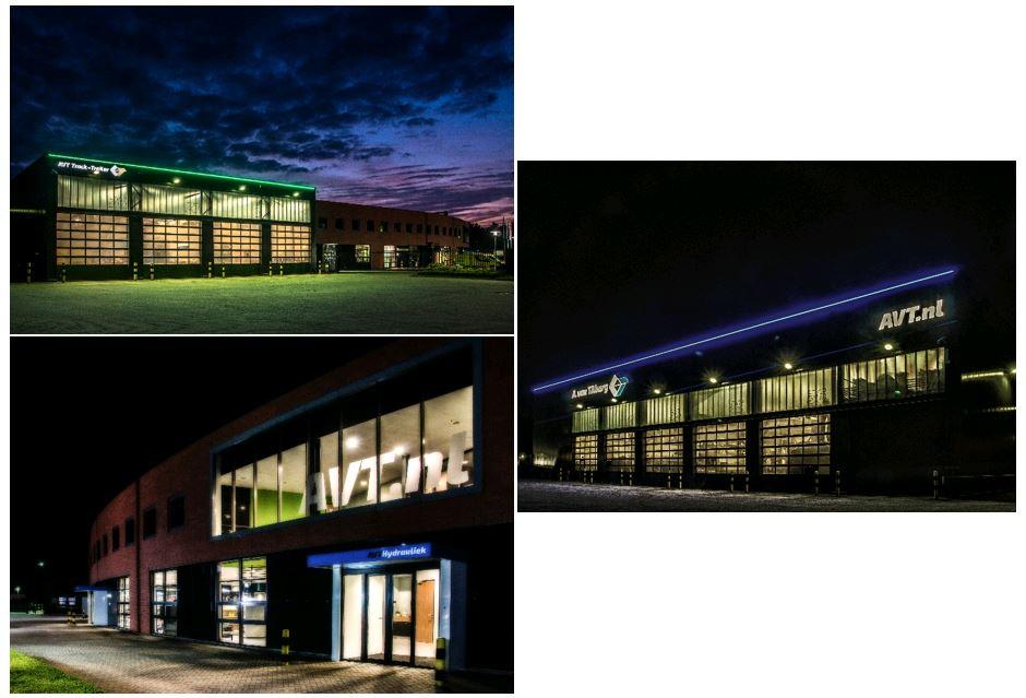 test Twitter Media - AVT by night! Mooie LED verlichting. Door de 2e generatie aangeboden aan de 1e generatie #50jaar @avtilburgbv https://t.co/ywMaRehj1n
