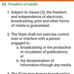 Agony Is Busy Complaining about #Muvi_TV When U Voted No On The Referendum Which Had The Proposed New Article 23..!! https://t.co/UNrOTelKq1