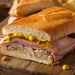 """Happy #CubanSandwichDay! 😉 Wishing you a """"pressed, all the way"""" kind of day! #tampaproud https://t.co/CAD1kAEjXN https://t.co/bjaDrE1Q9H"""