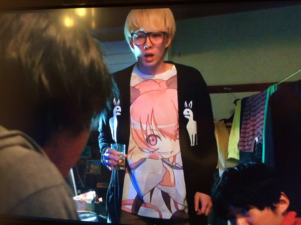 絶賛放送中のドラマ「闇金ウシジマくん Season3」に衣装協力させていただいております〜! メシアくんに注目です^o^