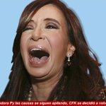 #LaBruta @CFKArgentina quiere revivir la fórmula Kirchner-Scioli, pero esta vez con Essha... 😆 😂 😂 😂 😂 😄 https://t.co/SXFKL49uYO