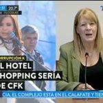 Tapa de Clarín de ayer desmentida en nota de La Nación hoy. Cuentas Kirchner en Nevada no hay. INVENTEMOS UN HOTEL. https://t.co/0g7rMAghor