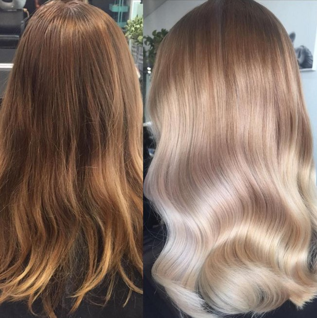 Frazzled, colour damaged hair? olaplex could be the hero treatment ...
