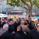 Hemos trabajado mucho todos los argentinos para no volver a pasar por esto. #PlazaDeMayo https://t.co/NIlI2wGwfb