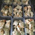 Biikaaydees Awara (Tofu) With pepper sauce or Yaji N500 Call 08032268791 Asokoro, Abuja. https://t.co/Iyzguzj5Z2