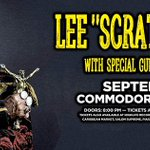 Dont miss #reggae legend @ScratchLee in #YVR #Vancouver on Sept. 15. Get your tickets now! https://t.co/dgtvNvv2RL https://t.co/BHxtIFOdB4