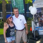 Darcy Rota @VanCanucks alumni is in the house at the @PNE_Playland! Come say hi! #Happy50th https://t.co/fCA5Ajch9B