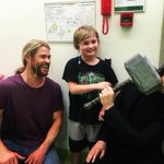 Met the real superheroes of the world at Lady Cilento Childrens Hospital. A huge shout out to these brave kids! https://t.co/VCfVIxeKfs