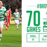 Congratulations to Scott Brown on becoming Celtics record all-time European appearance-maker. Hail Hail 👏 #UCL https://t.co/nYHkYyhNJI