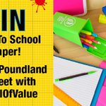 #WIN a Back To School hamper! Follow & RT with #SchoolOfValue to enter. t&c: https://t.co/9x8IjHz8Qy https://t.co/W6TyIHniwM