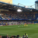 Stamford Bridge filling up nicely - strong Rovers contingent in the ground already #BristolRovers https://t.co/ZqJmHpbfTb