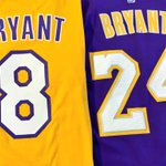 8-24 has been declared Kobe Bryant day, in his honor all Kobe product will be 24% off in store tomorrow! https://t.co/WxamnnptcJ