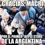 """-""""Vamos a terminar con el hambre en Argentina"""" -Manzana! #Frutazo https://t.co/ww9cxW2NjY"""