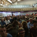 @Marshajane excellent rally in Newham for @jeremycorbyn @newhamlabour take note best rally Iv ever seen here! https://t.co/gq6caqBKFK