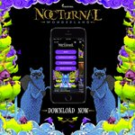 🌙⭐️  The official #NocturnalWonderland app is ready for YOU! 📲 😁 Download now! ➙ https://t.co/Sepeev4uR0 https://t.co/S9WFDREezM