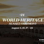 #24 of #25 Things to do in #Kingston in August: Sunset Ceremony at @FortHenry https://t.co/3Vhm743gRg https://t.co/S82ee7CQBO
