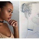 My friend is an artist, does fine work at R850 per drawing. Please dm me if interested. RT for customers on your TL https://t.co/UZrc3q7TXf