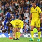 Half-time: Chelsea 3-1 Bristol Rovers. #CFCLive #EFLCup https://t.co/42aTIGTu8k