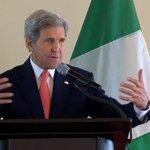 Full Text Of U.S. Secretary Of State John Kerrys Speech In Sokoto - https://t.co/02F2WgNcfS #ChannelsAt21 https://t.co/XpR2i6FjES