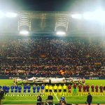 Roma-Porto ! ⚽️ #asroma #porto #ucl #uefachampionsleague https://t.co/Z7NHCLl02o