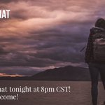 """Join #CSISDchat tonight for our """"Whats your legacy?"""" series! #edchat #leadupchat #katyisdchat #txeduchat https://t.co/pEd0b9F7hY"""