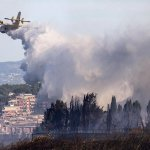 Incendi a Roma nel Lazio ma anche in Sardegna, Calabria e Campania https://t.co/M5EZ6fcjyO