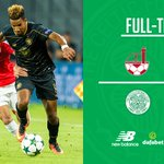 FULL-TIME: Hapoel Beer Sheva 2-0 Celtic. It was a difficult evening but we are through!! #UCL https://t.co/vBqcrXOZgI