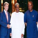 Abidingly, USA is Nigerias valuable partner in progress. With @NGRPresident @MBuhari and @JohnKerry. @StateDeptSpox https://t.co/E9rmvo0ka3