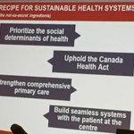 Inspiring and well-informed priorities presented by @janephilpott with a commitment to indigenous health. #cmagc https://t.co/7rJTjkd3ou