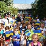 Донбасс тоже отметил День флага! Собрали много фото: https://t.co/BvSmfJijwj https://t.co/sc1A73I3jB