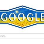 24 of August: Google doodle for Independence Day of Ukraine https://t.co/FjNNbBANtY
