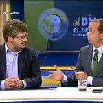 """.@FranHervias """"Con nuestros 32 escaños estamos intentando que España se ponga en marcha"""" #ADDCuentaAtrás https://t.co/rGKuGEVENE"""
